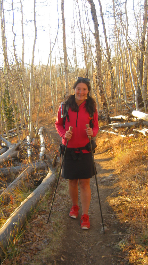 November: Colorado Trail is still clear of snow!