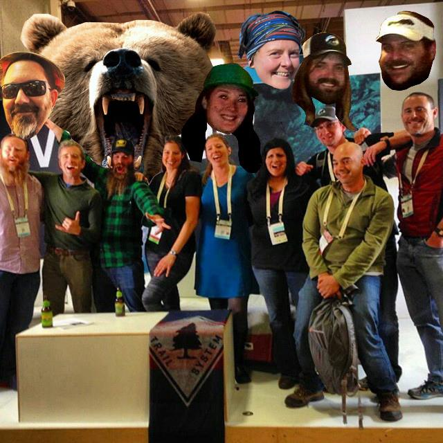 Hiker Trash Take on Outdoor Retailer trade show, Get Chased by Bear